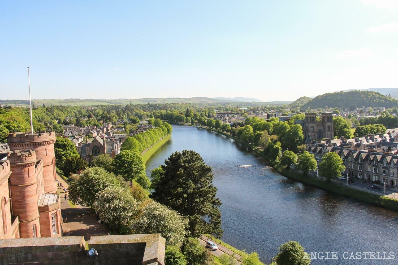 Qué ver en Inverness en un día: el observatorio del Castillo