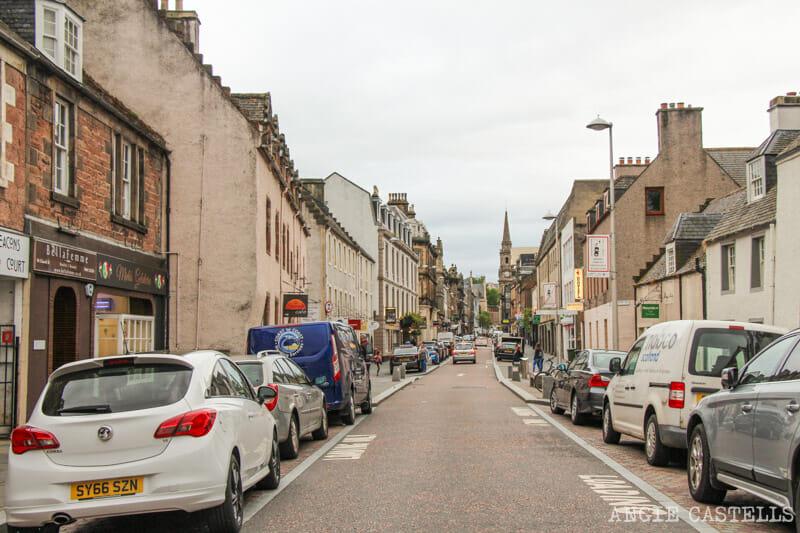Visitar Inverness Que ver Centro