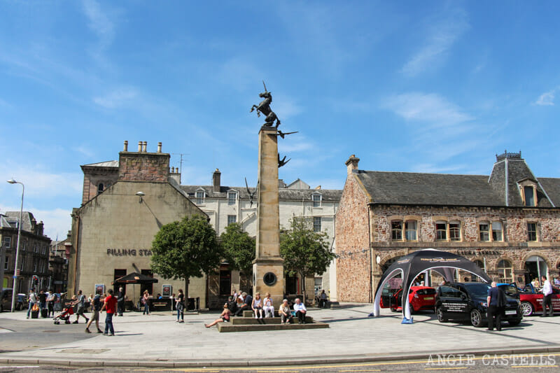 Visitar Inverness Que ver Centro ciudad