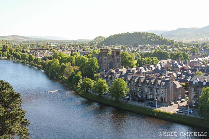 Qué ver en Inverness en un día: la catedral de Inverness