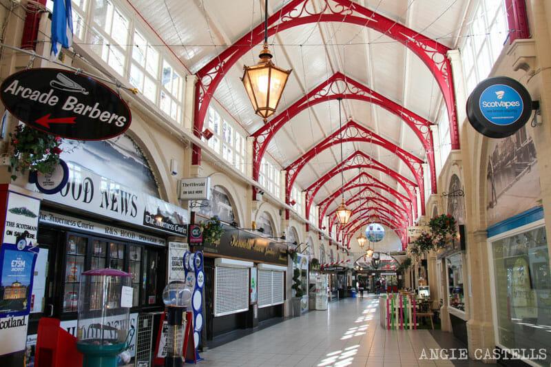 Qué ver en Inverness en un día: el Victorian Market