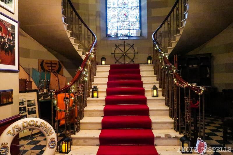 Museos de Edimburgo - Trinity House, el museo maritimo de Leith