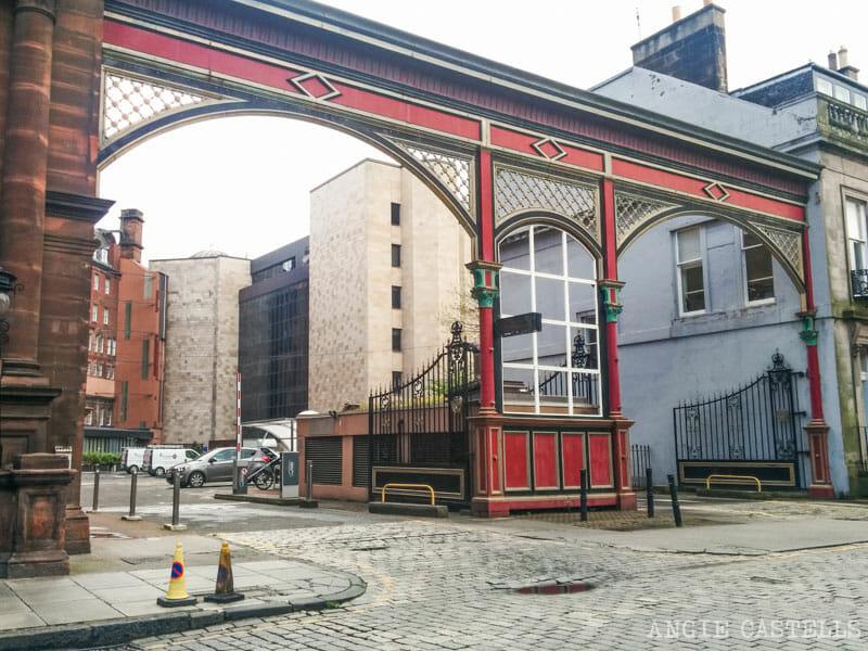 Rincones secretos Edimburgo lugares originales Caledonian Hotel