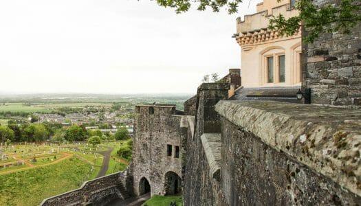El castillo de Stirling en 10 curiosidades