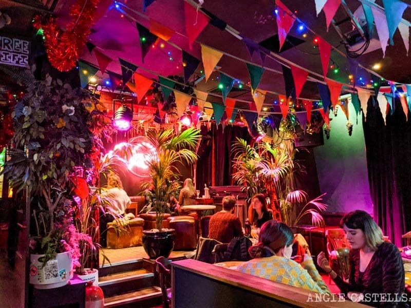 Paradise Palms, restaurante vegano en Edimburgo