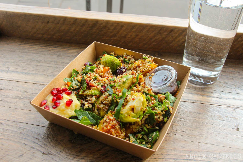 Donde-comer-Edimburgo-vegetariano-vegano-Pumpkin-Brown