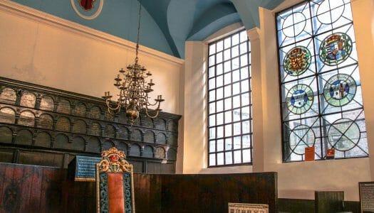 Magdalen Chapel, una capilla oculta en la Old Town