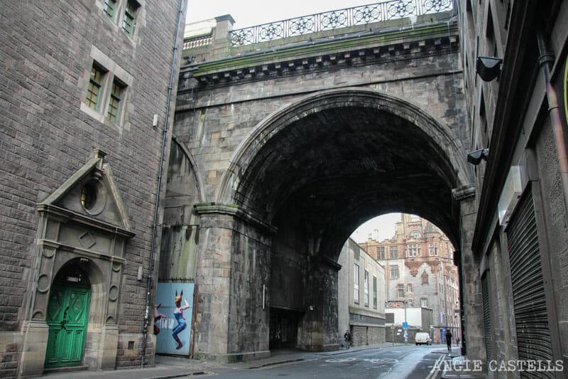 Qué ver en la Old Town de Edimburgo: la Magdalen Chapel