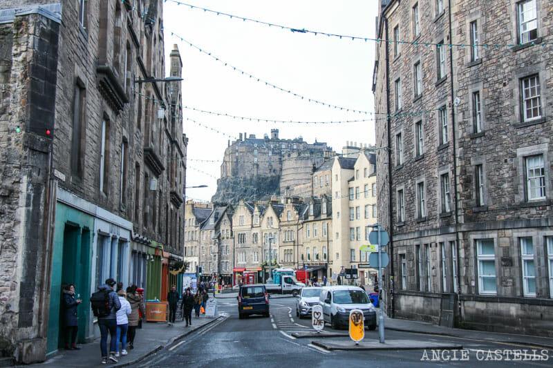 Ruta por la Old Town de Edimburgo: Grassmarket y el Castillo