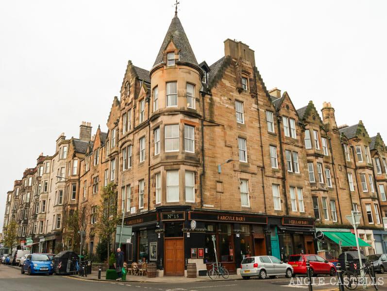 Las mejores zonas de Edimburgo - Barrio de Marchmont