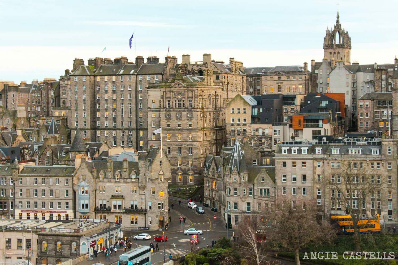 Los barrios de Edimburgo - La Old Town
