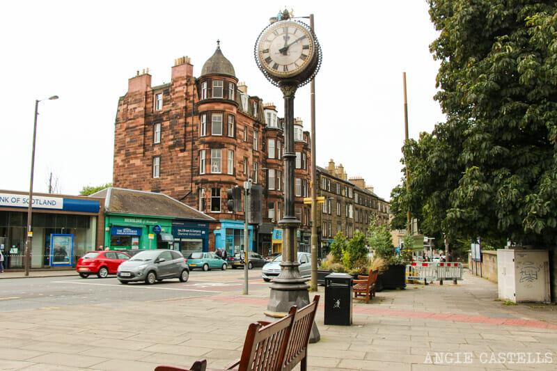 Los barrios de Edimburgo - Morningside
