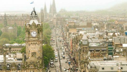 Dónde sacar fotos de Edimburgo: 15 rincones de postal