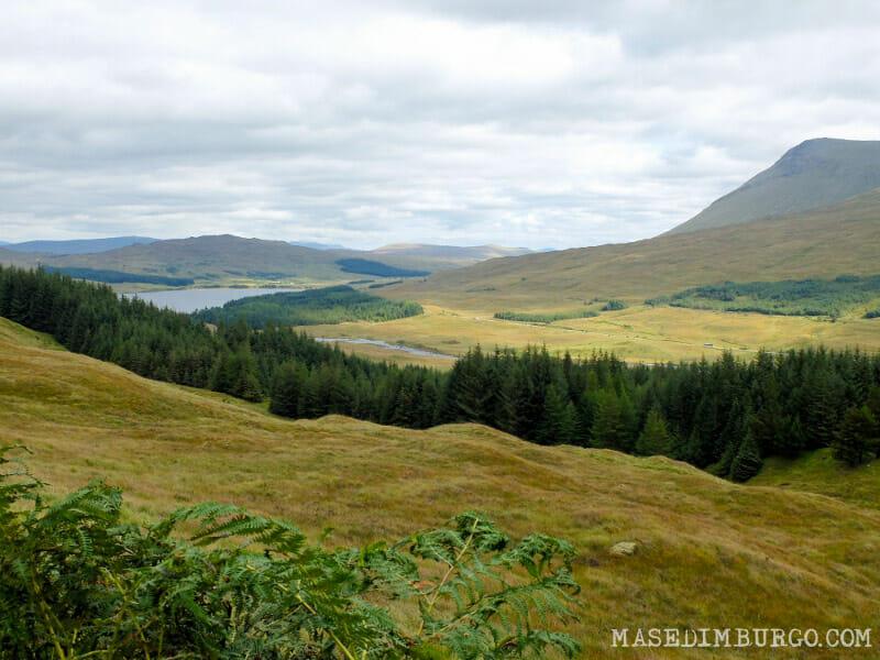 Senderismo en Escocia: recorrer la West Highland Way