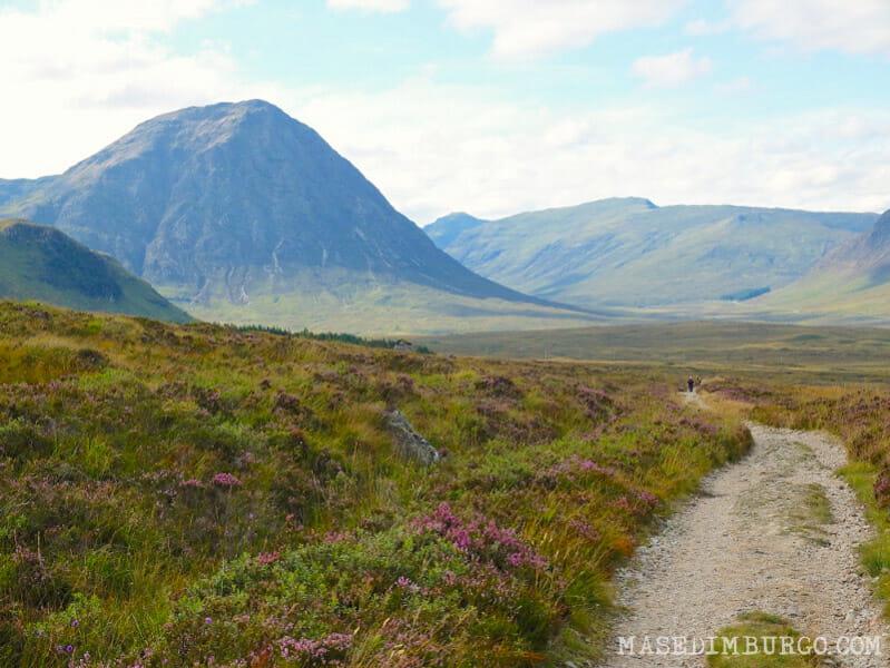 Senderismo en Escocia - Preparativos para recorrer la West Highland Way