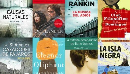 19 libros ambientados en Escocia