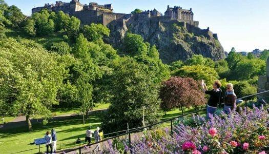 10 errores que cometemos al viajar a Edimburgo