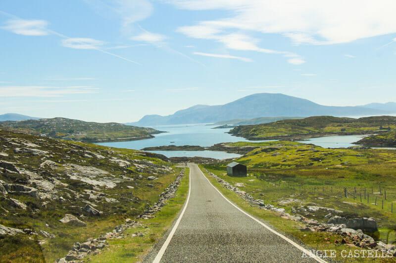 Razones para visitar la isla de Lewis y Harris - Carreteras