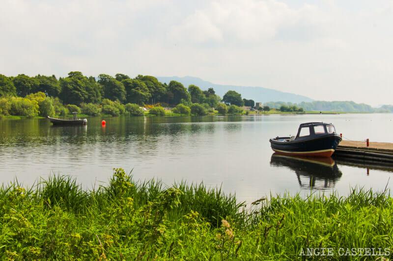 Visitar el Loch Leven, en Escocia