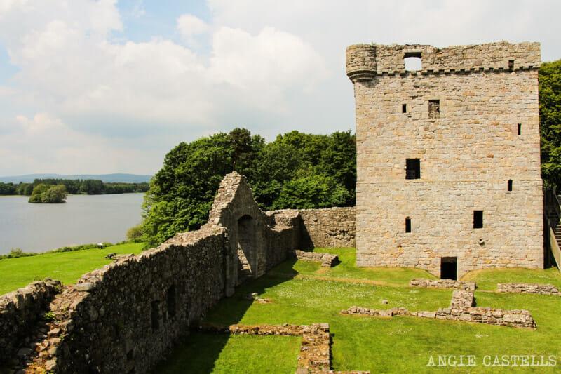 Visitar el castillo de Lochleven, la cárcel de María Estuardo