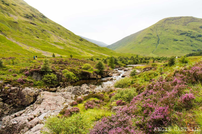 Ruta por Escocia en 10 días: Glencoe, en las Highlands