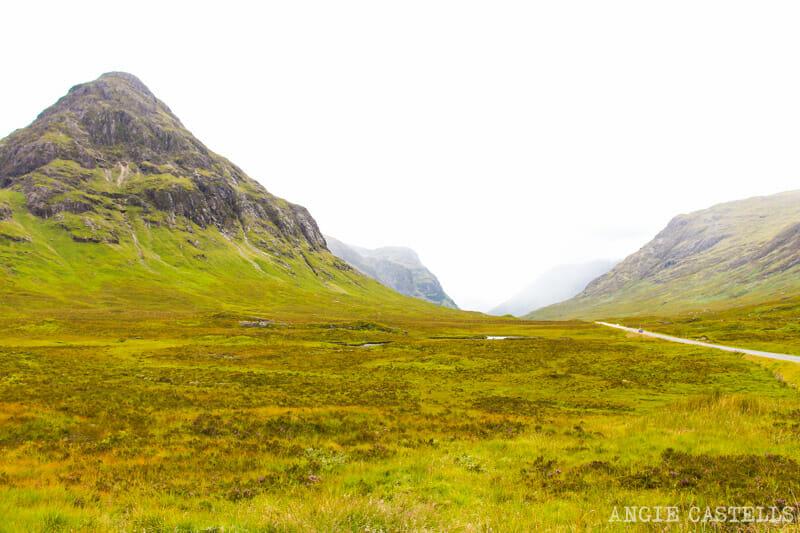 Ruta por Escocia en 10 días - El valle de Glencoe