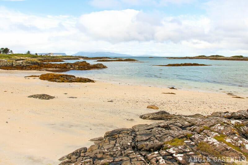 Ruta por Escocia en 10 días -Las playas Silver Sands of Morar