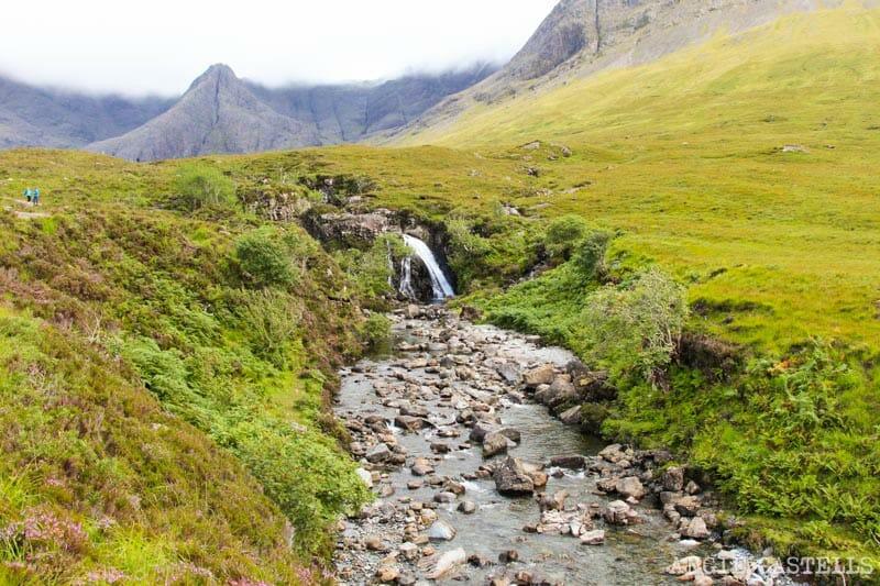 Ruta por Escocia en 10 días - Fairy Pools, isla de Skye
