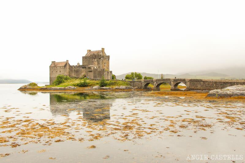 Ruta por Escocia en 10 días - El castillo de Eilean Donan