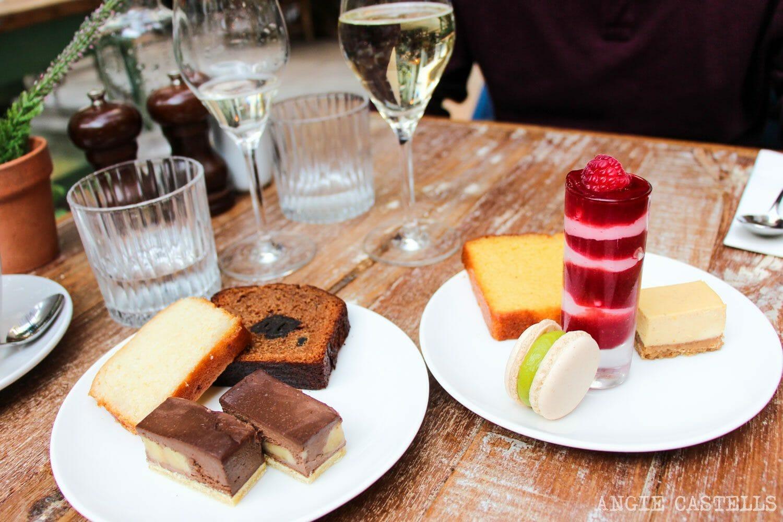 Dónde tomar el afternoon tea en Edimburgo - The Principal Edinburgh
