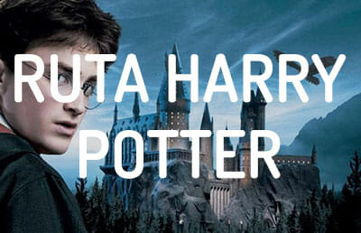 Ruta de Harry Potter por Edimburgo