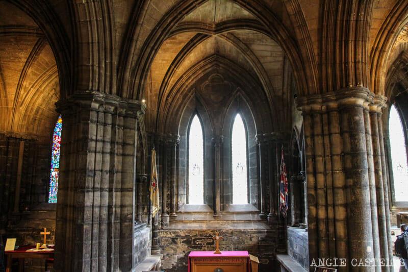 Escenarios de Outlander en Glasgow - Glasgow Cathedral