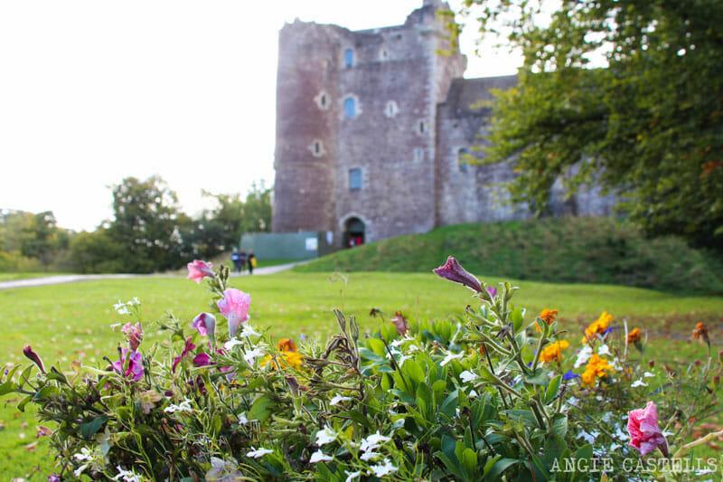 Escenarios de Outlander en Escocia - Doune Castle Castle Leoch