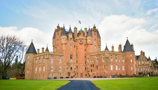 El castillo de Glamis en 10 curiosidades