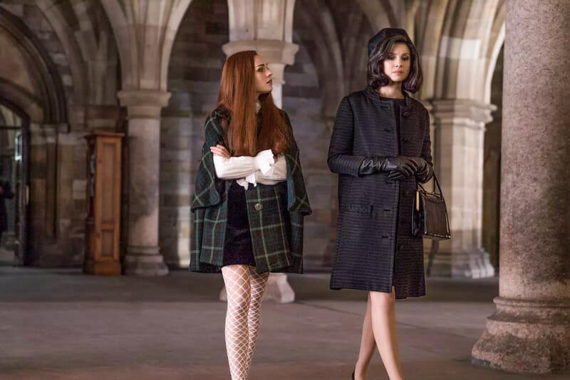 Dónde se rodó Outlander en Glasgow - Universidad de Glasgow