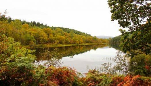 El otoño en Escocia en 10 excursiones mágicas