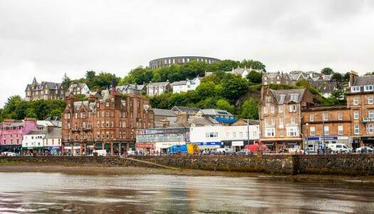 Qué ver en Oban, la puerta a las islas de Escocia