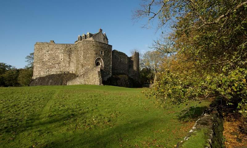 Qué hacer en Oban - Visitar el castillo de Dunstaffnage