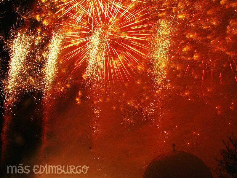 Hogmanay, el fin de año en Edimburgo
