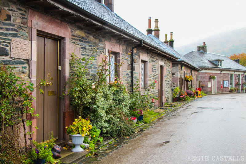 Ruta por el Loch Lomond y los Trossachs en 2 días - Luss