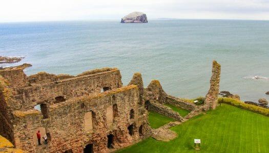 Los castillos de Tantallon y Dirleton – Excursión desde Edimburgo