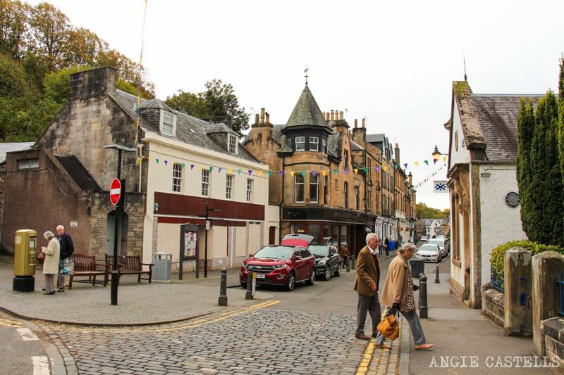 Errores que cometemos al viajar a Escocia - Dunblane