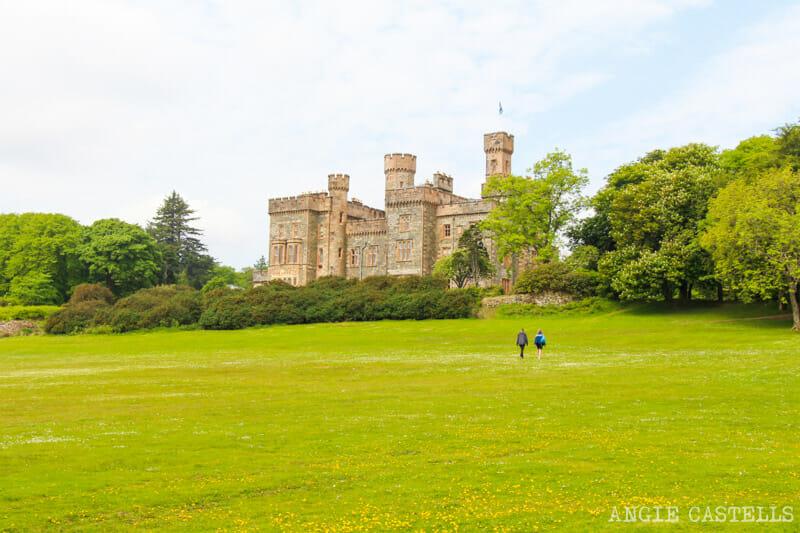 Ruta por la isla de Lewis y Harris - Qué ver en Stornoway Lews Castle