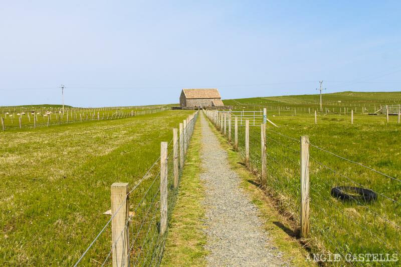 Ruta por la isla de Lewis y Harris - Iglesia St Moluags Church