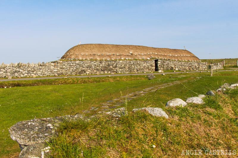 Ruta por la isla de Lewis y Harris - Arnol Blackhouse