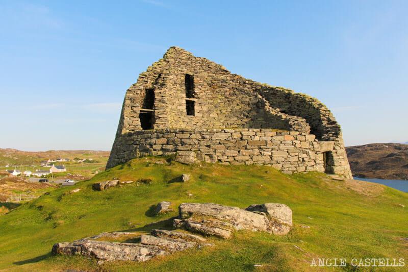 Ruta por la isla de Lewis y Harris - Dun Carloway Broch