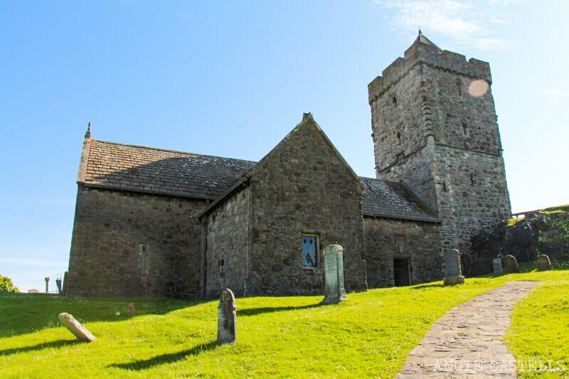 Ruta por la isla de Lewis y Harris - St Clemens Church Rodel