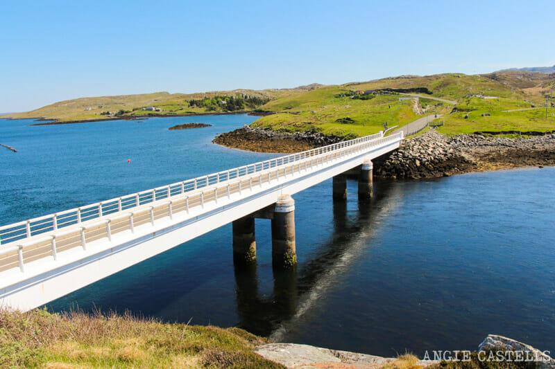 Ruta por la isla de Lewis y Harris - Isla de Great Bernera
