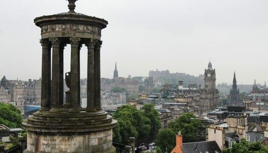 Qué hacer en Edimburgo cuando llueve