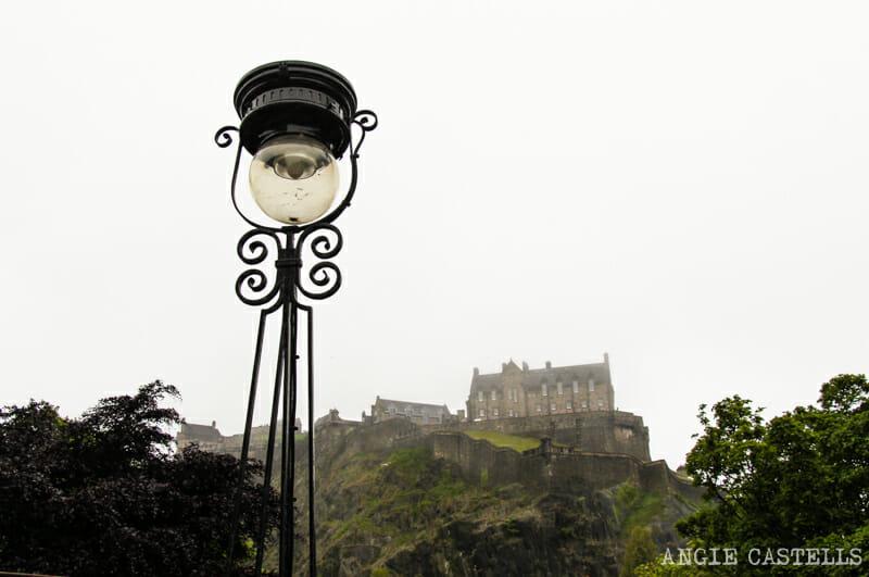 Qué hacer en Edimburgo cuando llueve - Castillo de Edimburgo